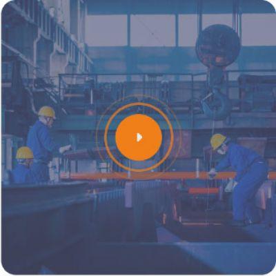 """Видео """"Новый производственный цех на территории Индустриального парка """"Рабочий металлист"""""""