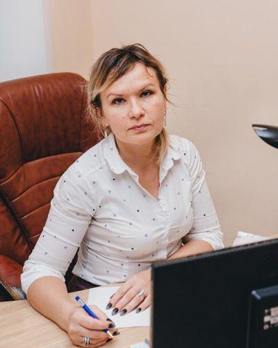 Светлана Асташкина